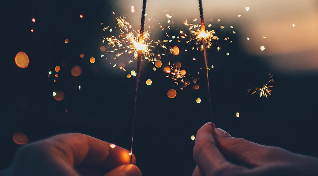 Te deseo un 2019 cargado de buenas razones